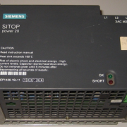 Блок питания SIEMENS SITOP Power 20 6EP1436-1SL11